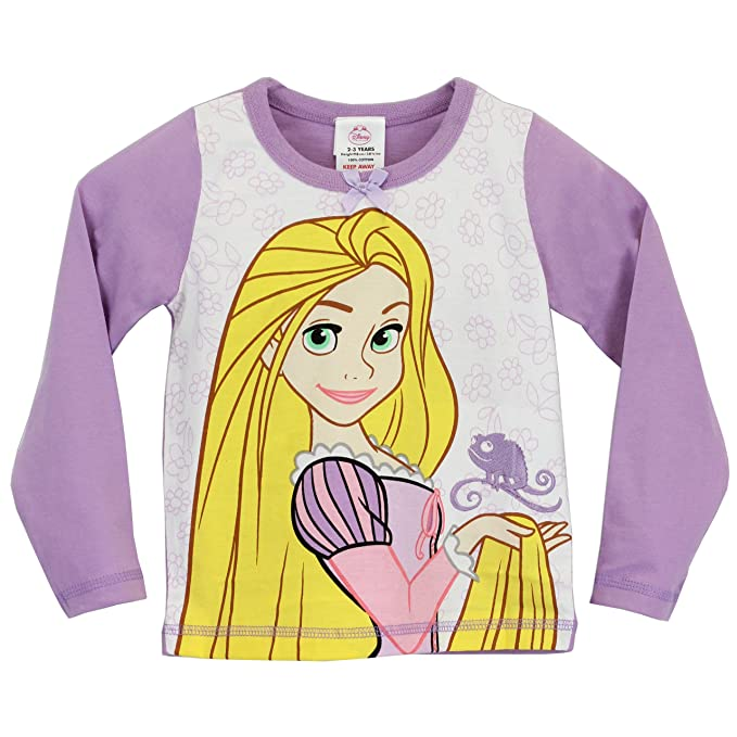 Disney Rapunzel - Pijama para niñas - Rapunzel: Amazon.es: Ropa y accesorios