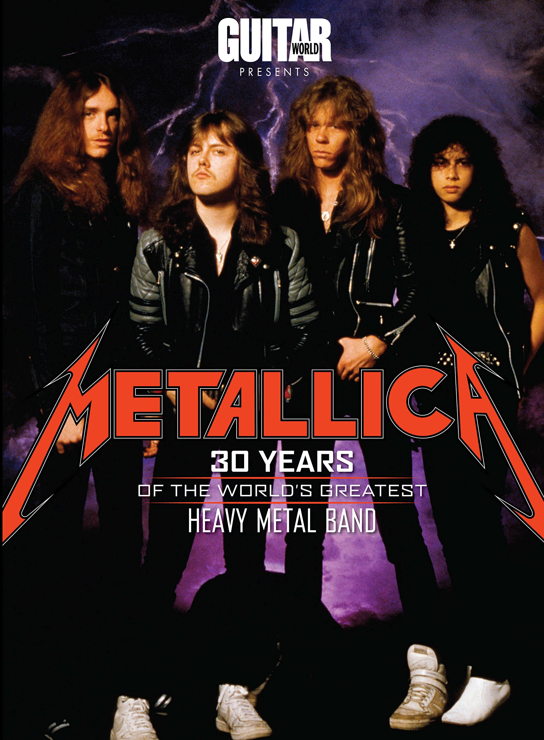Metallica: 30 Years of the World's Greatest Heavy Metal Band (Guitar World Presents) ebook