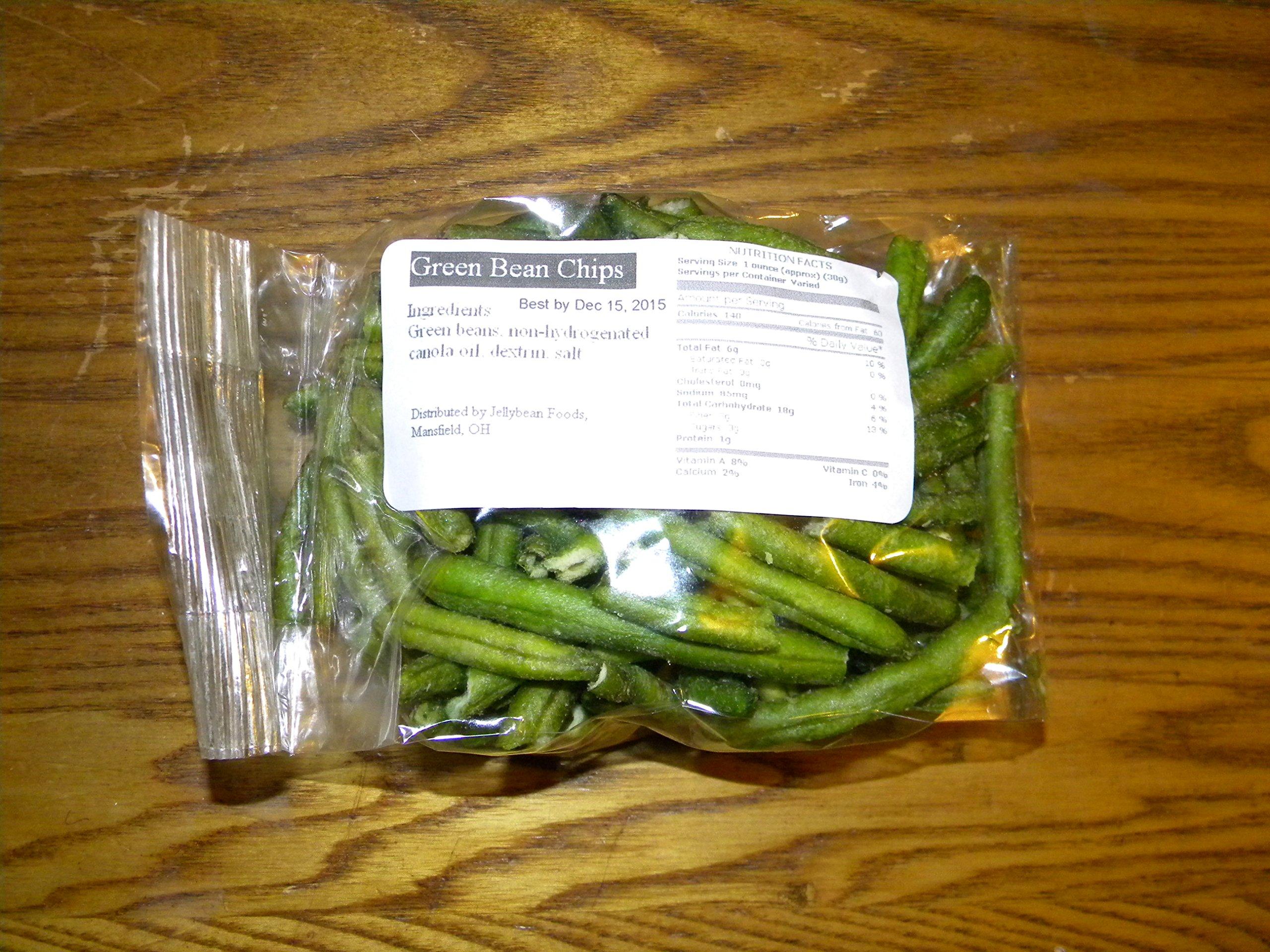 Green Bean Chips (1 LB)