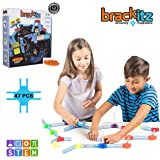 Brackitz Bugz STEM Building Toy for Kids 3, 4 and 5+ Years Old | Fun Learning Toys | Educational Construction Set | 47 Pieces