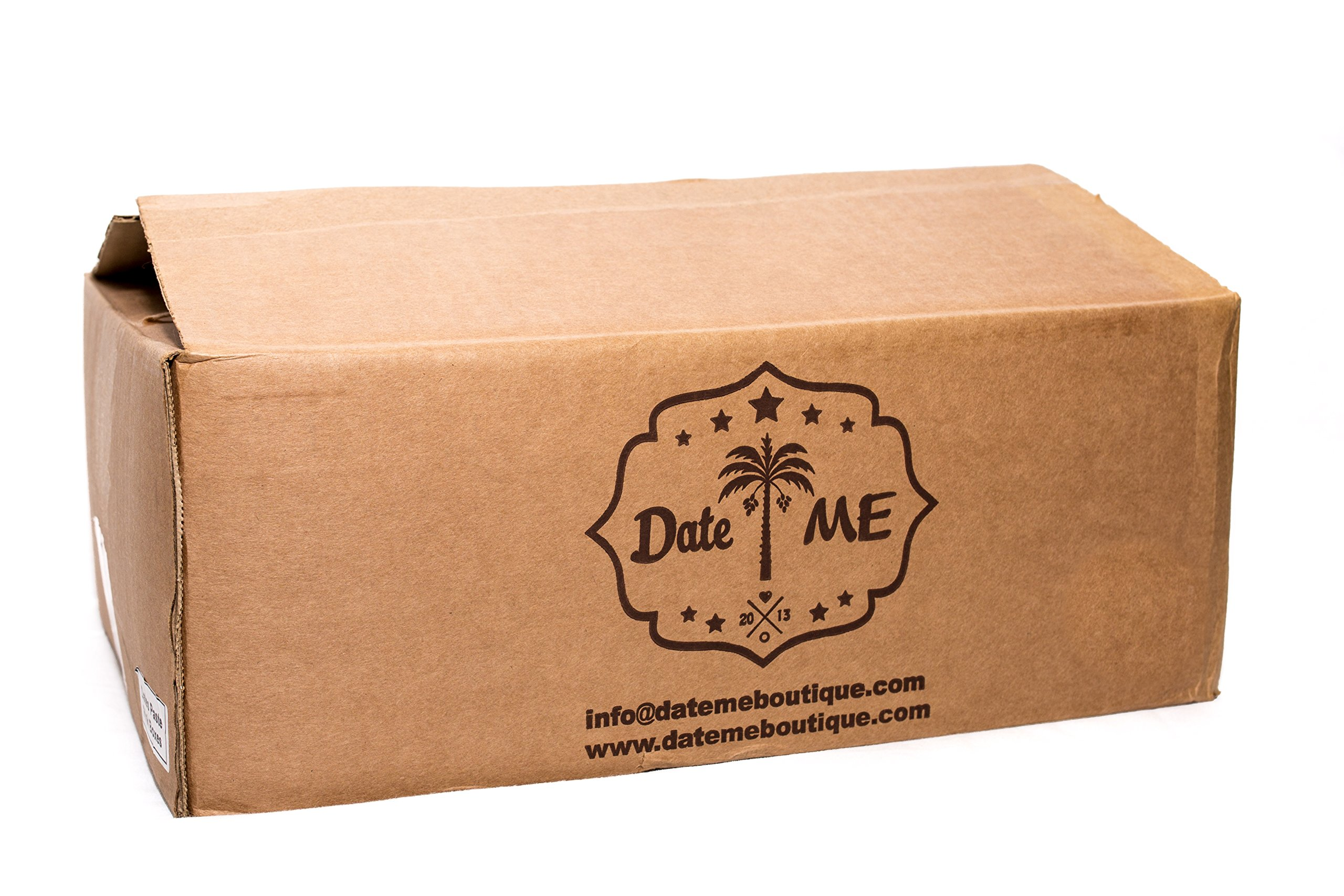 100% All Natural date paste/spread - Carton of 12 x 2.2lbs packs (BULK) The whole food sweetener for baking, snacks, smoothies and more