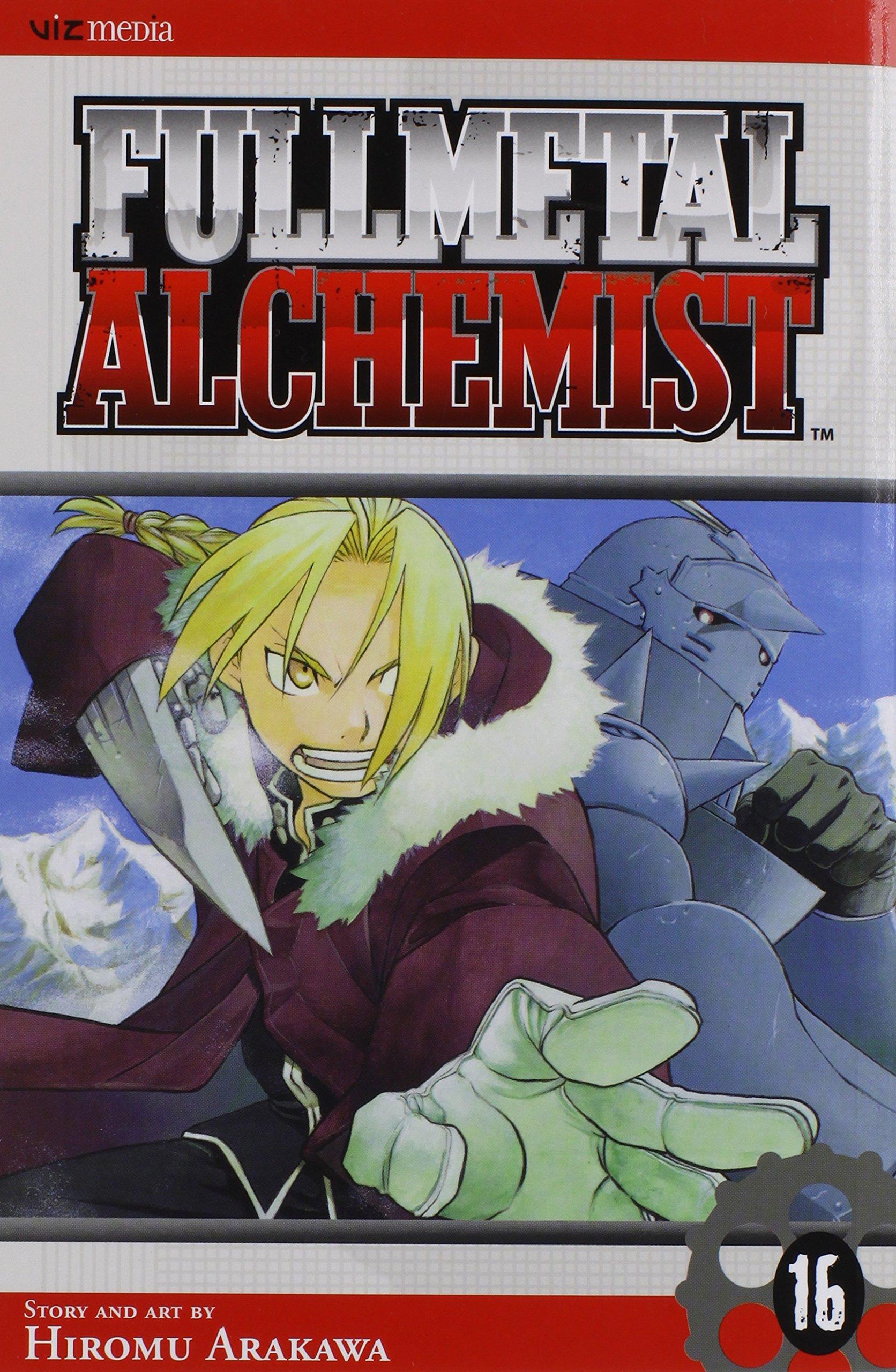 Download Fullmetal Alchemist, Vol. 16 pdf epub