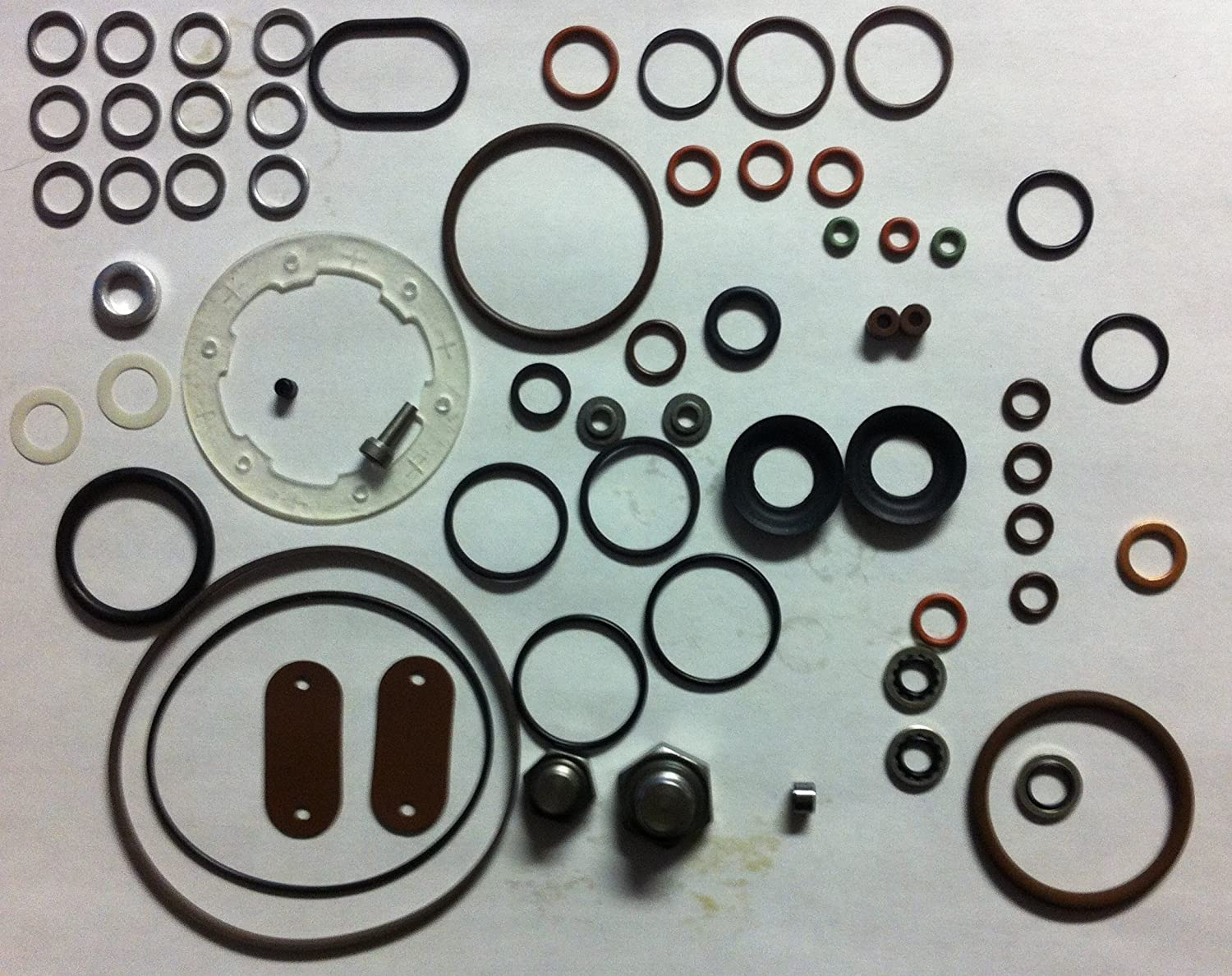 Amazon.com : Aftermarket Kit Replaces 24371 Stanadyne and Roosa ...