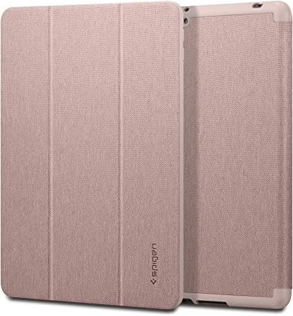 Spigen Urban Fit Kompatibel Mit Ipad 10 2 Ipad 8 Elektronik