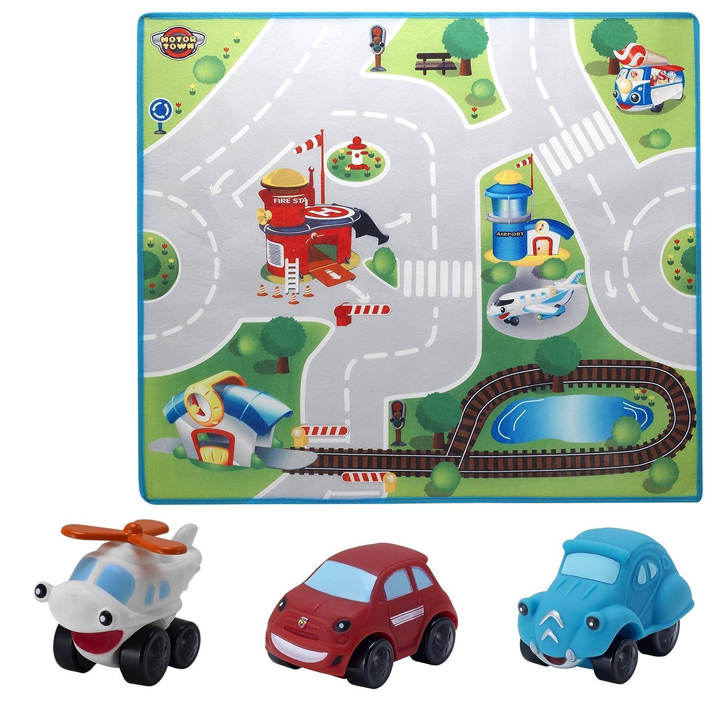 Toys 113403 RoutiervéhiculeJeux Jouets Tapis Baobab Et rdtsCxhQ