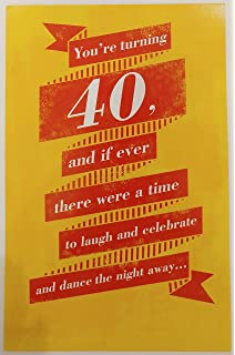 Amazon Inside Every 40 Year Old Funny 40th Birthday Card