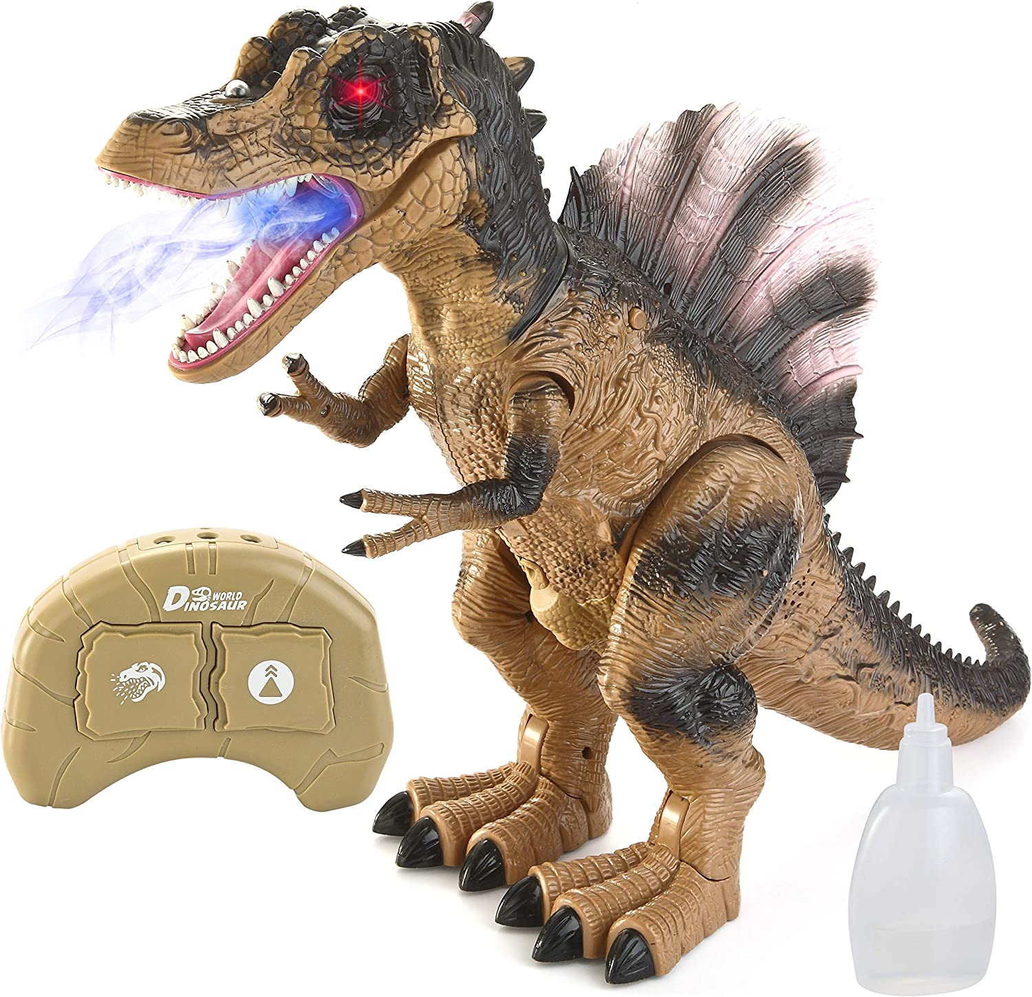 Remote Control RC T Rex Dinosaur Electronic Toy Action Figure Best Xmas Gift