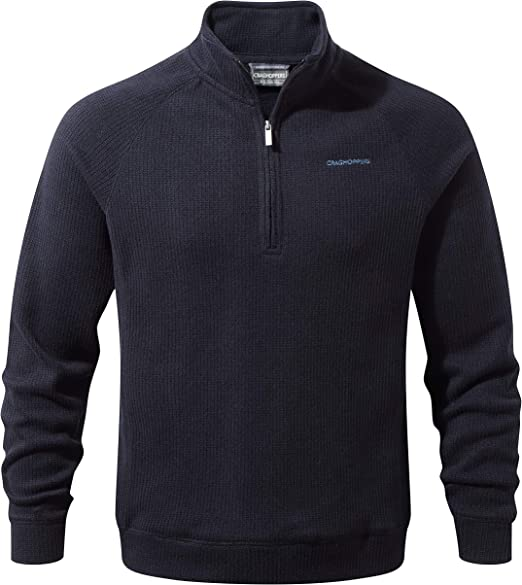 Craghoppers Mens Norton Half Zip Fleece
