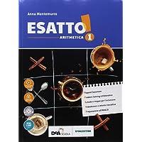 Esatto! Con quaderno operativo e prontuario. Ediz. tematica. Per la Scuola media. Con ebook. Con espansione online. Con DVD-ROM: 1