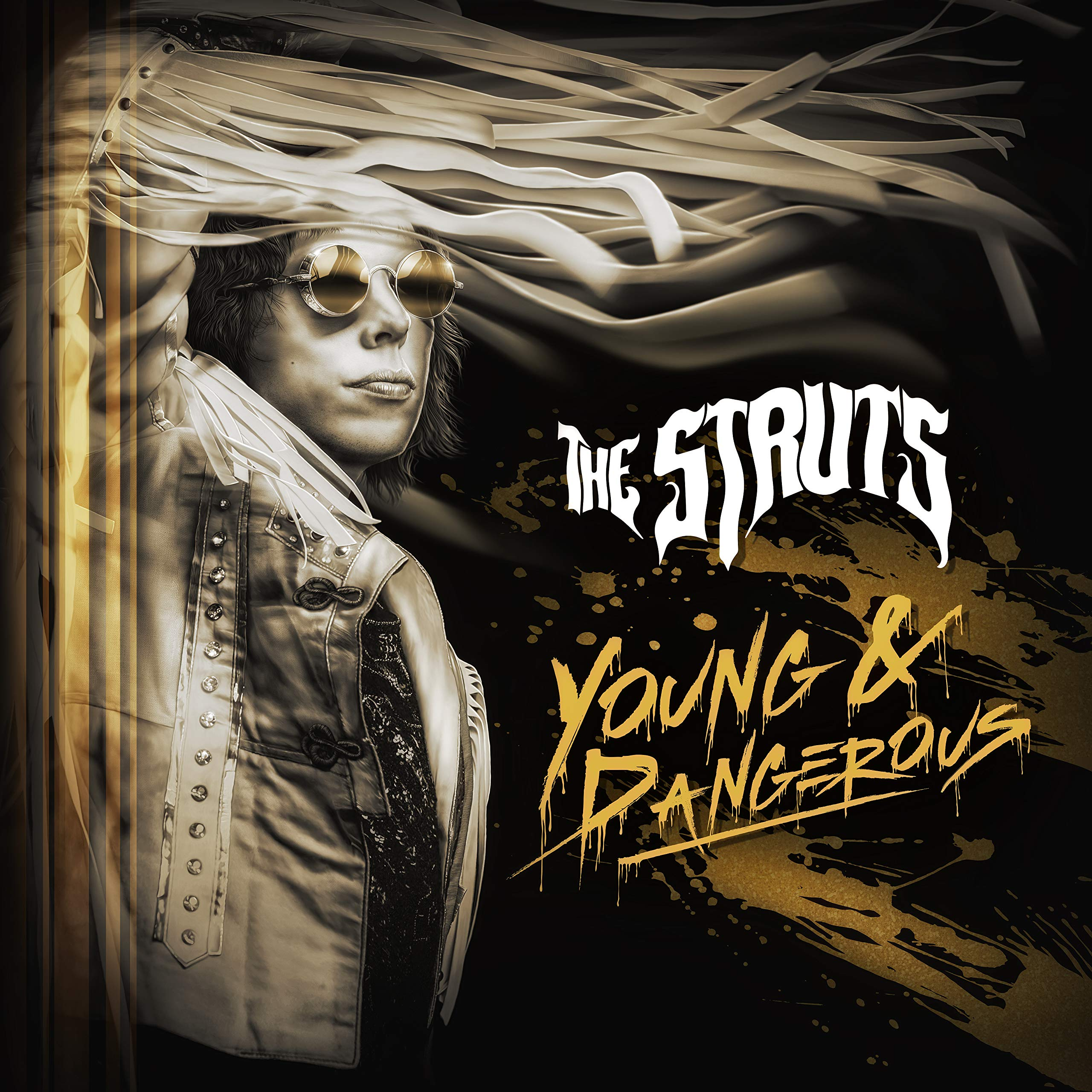 CD : Struts - Young & Dangerous