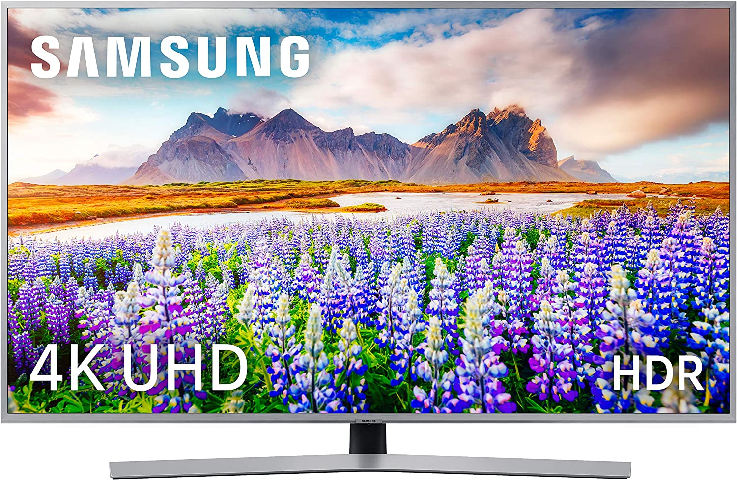Samsung 4K UHD 2019 55RU7475 [serie RU7400], Smart Tv, 1, Multicolor: Amazon.es: Electrónica