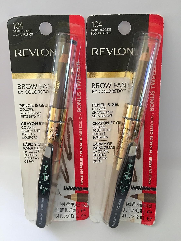 Revlon Brow Fantasy Dark Blonde (2-Pack)