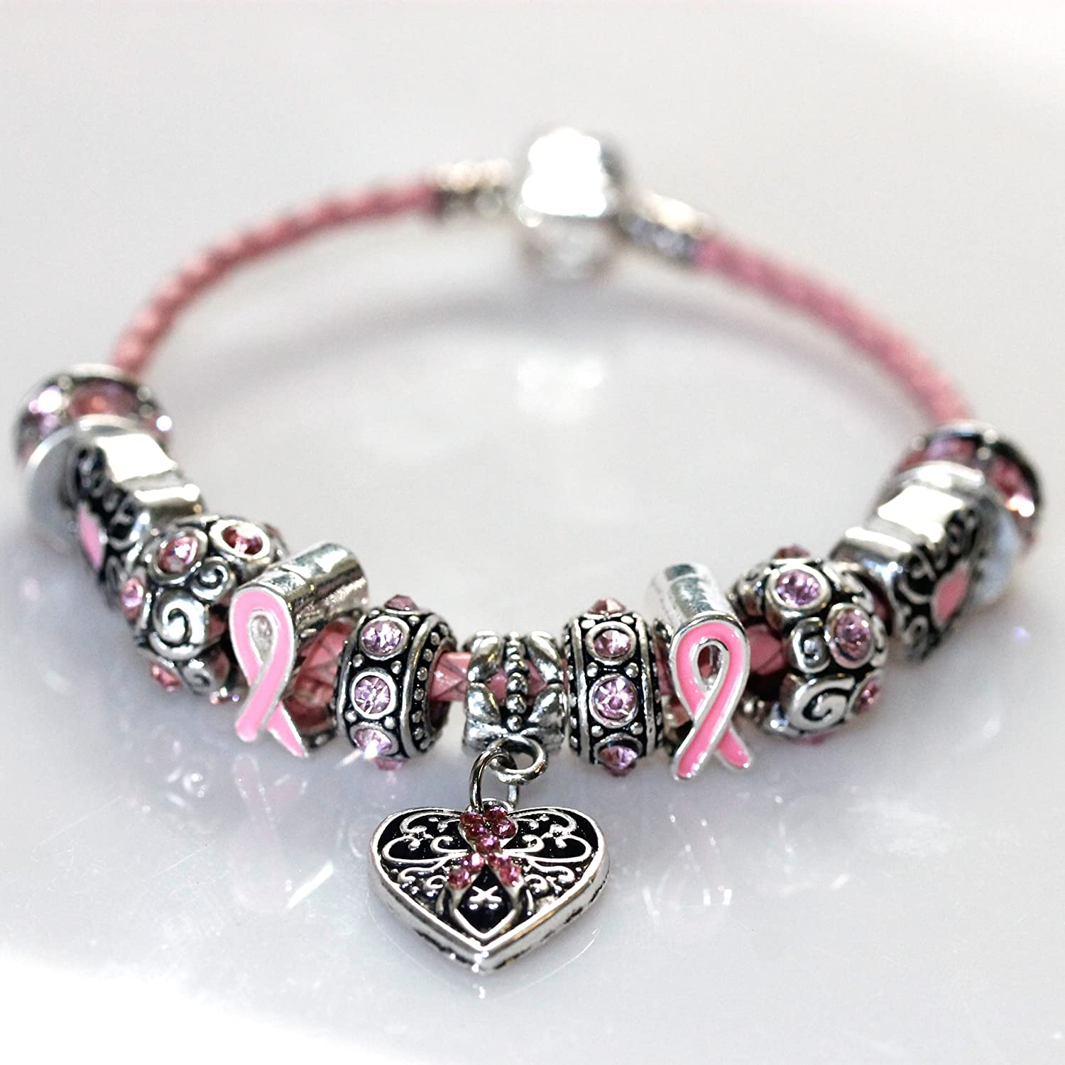 bands survivor supports cancer bracelet patients breast yoga hale