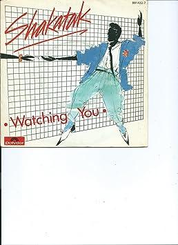 SHAKATAK WATCHING YOU