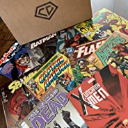 The Comic Garage Super Box - Start a Collection or Expand on an Existing One - 10 Collectible Comic Book Subsc