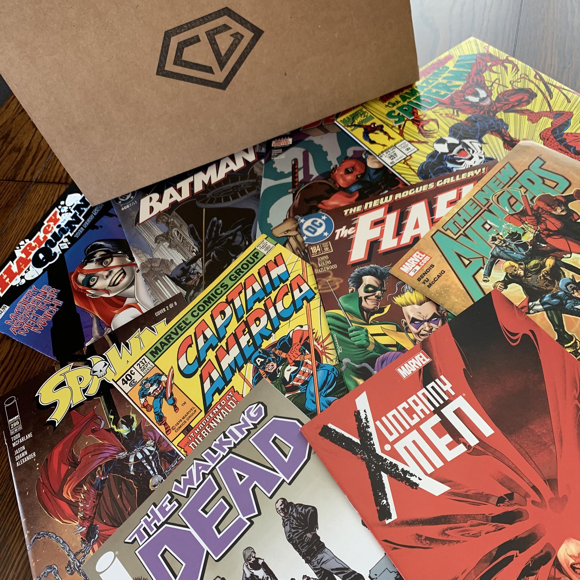 marvel comics subscription - 1