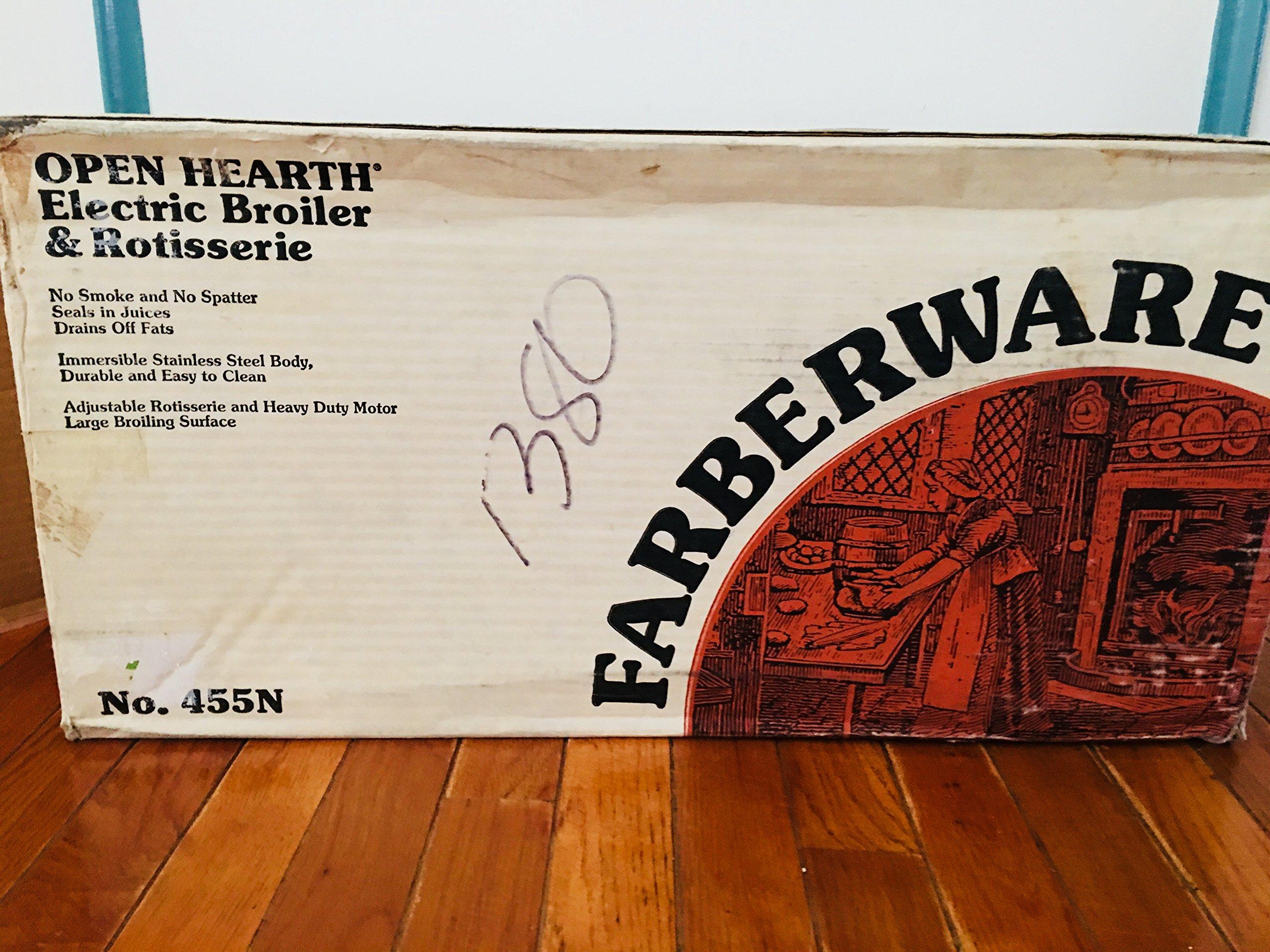 Farberware Open Hearth Broiler & Rotisserie by Farberware
