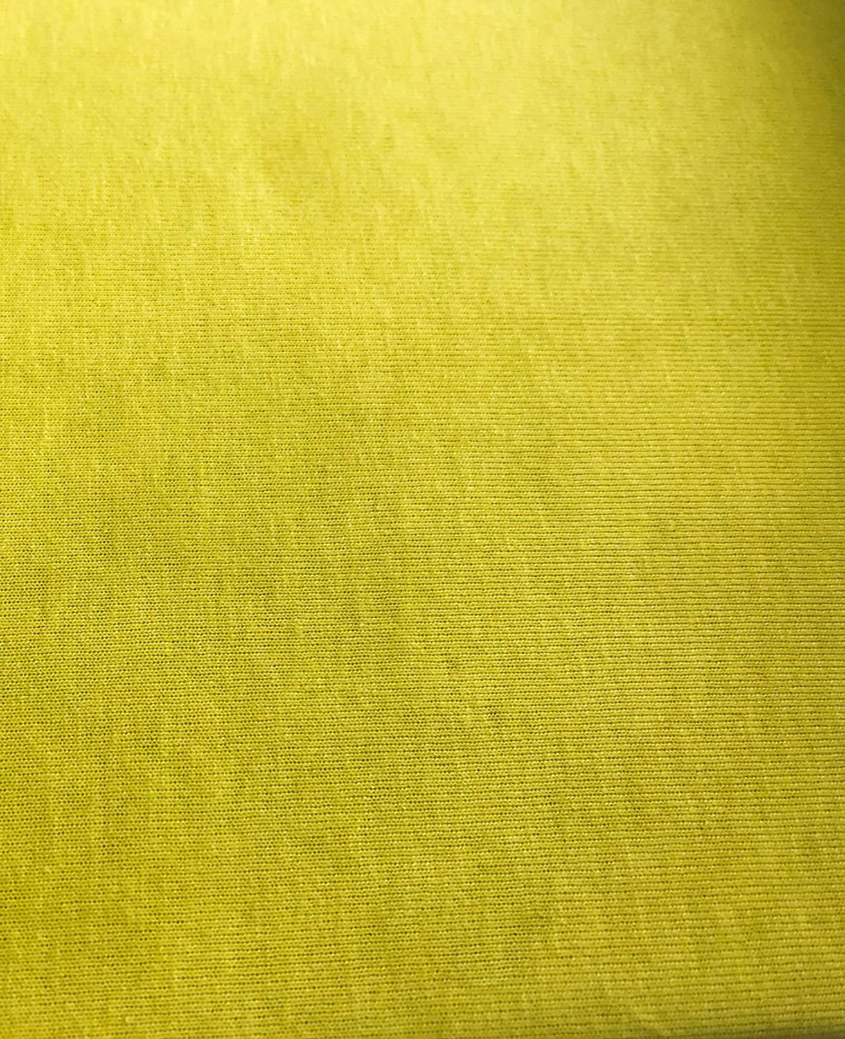 Cotton Jersey Cot Bed Fitted Sheets,100/% Cotton 70 x 140 cm Yellow