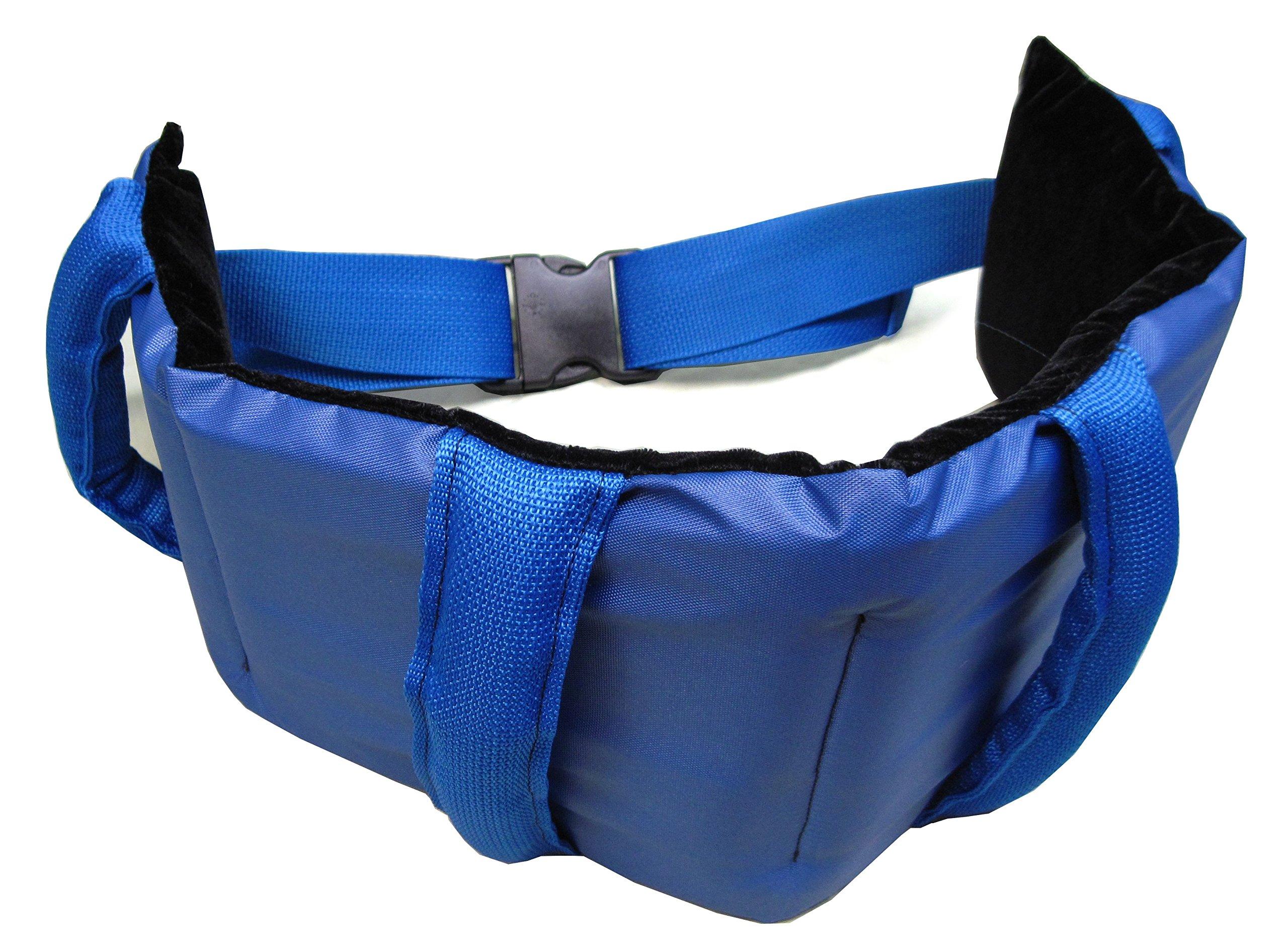 JDM Medical Elite Gait Belt with Handles for Transfer and Mobility Assistance by JDM Medical