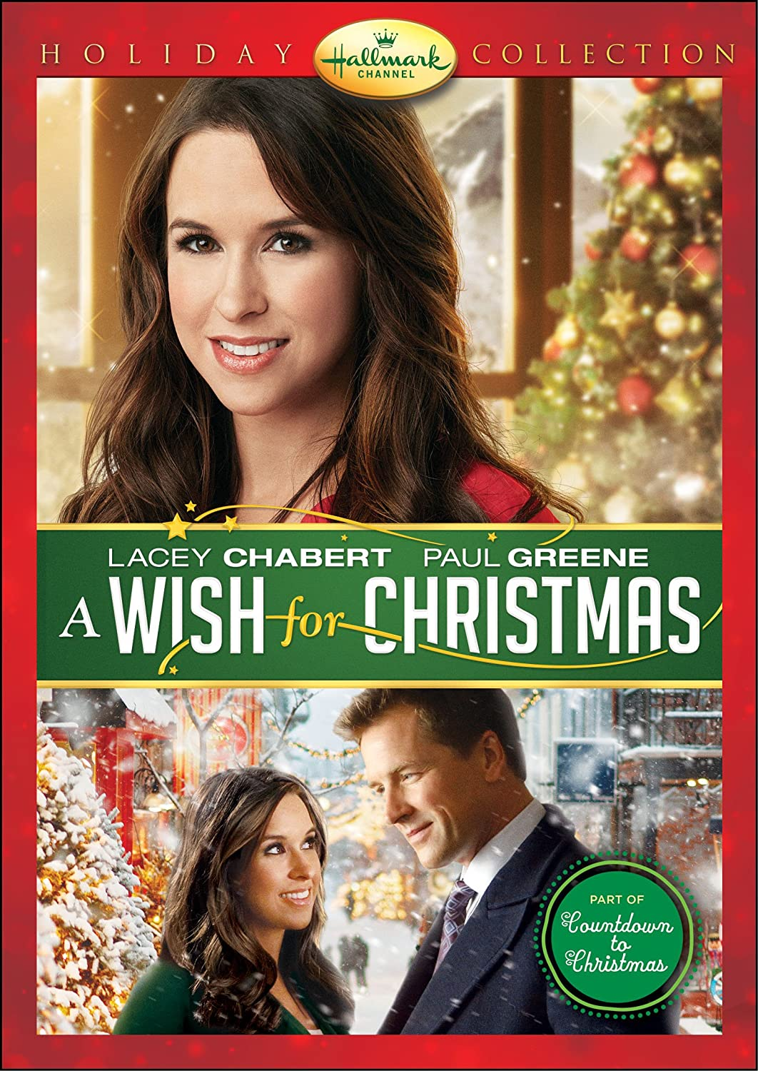 amazoncom a wish for christmas lacey chabert paul greene none movies tv