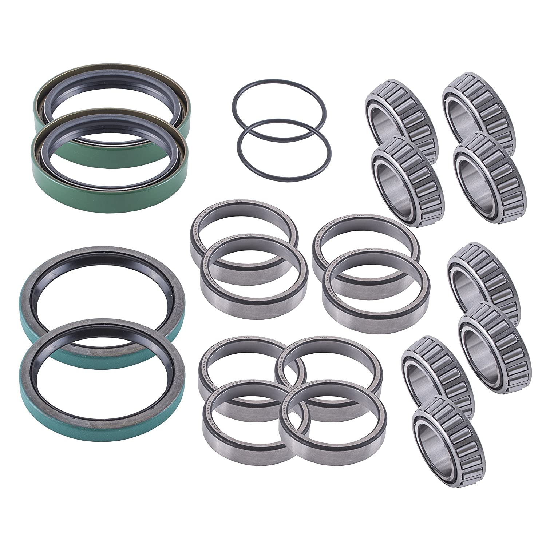 Polaris Sportsman/Worker front wheel bearings & seals kit 335/400 / 500 East Lake Axle