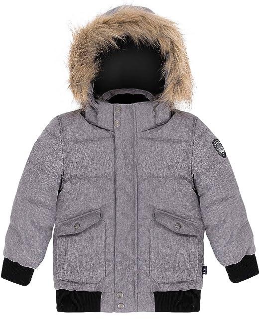 effeab4c4 Deux par Deux Boys  Short Puffer Coat