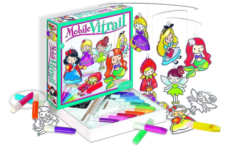Sentosphère Mobile vitrail : Princesses Sentosphere - Jeux