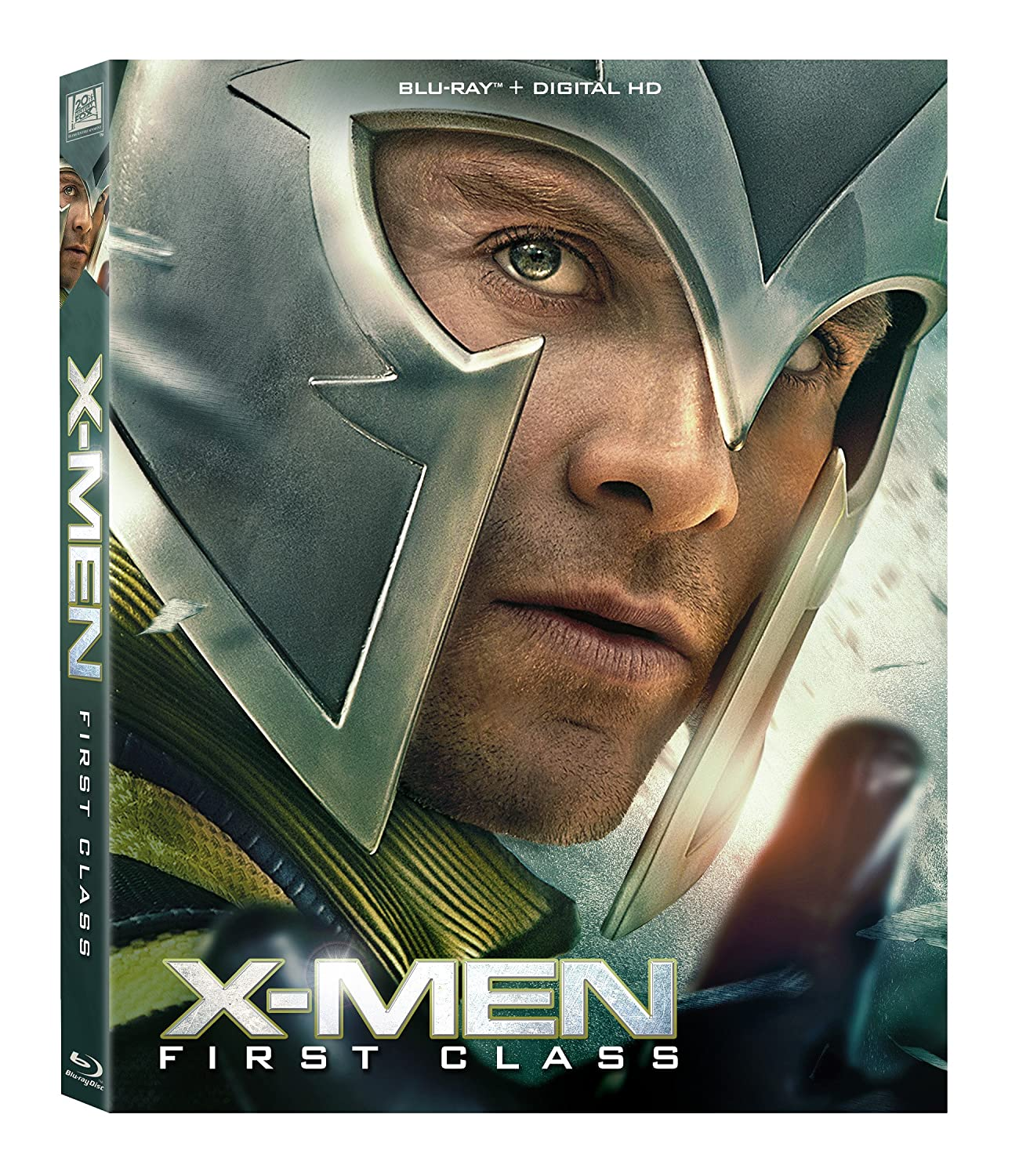 amazon com x men first class blu ray icons james mcavoy