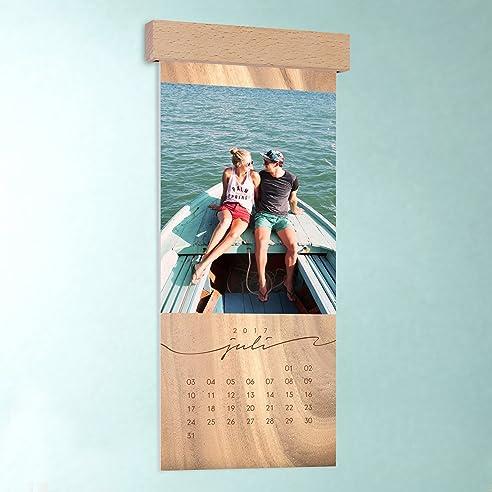 Küchen-Kalender mit Foto gestalten, Jahresringe, Wandkalender ...