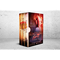 Kindling Flames Boxed Set (Books 4-5 and Granting Wishes): Paranormal Romance Series, Vampires, Shifters, and More. (Kindling Flames Series Book 2) (English Edition)