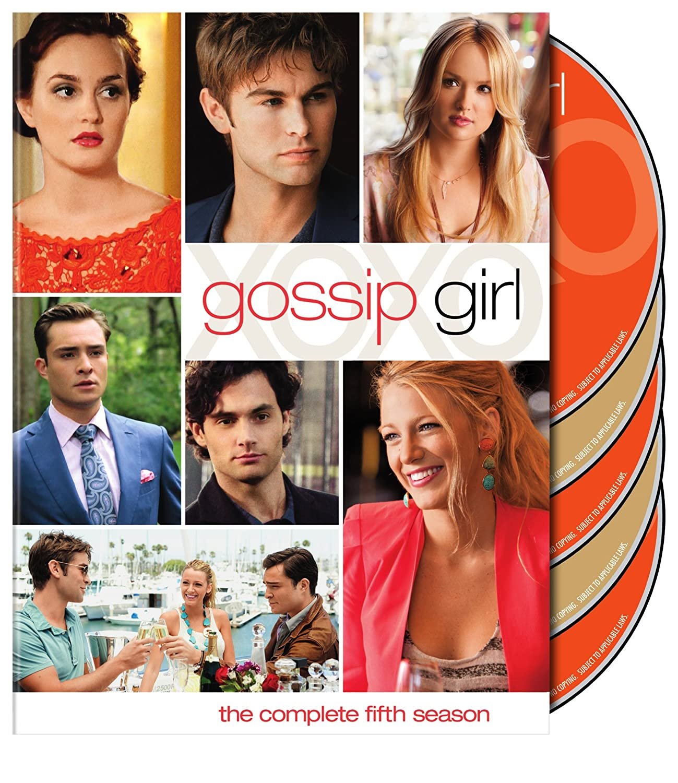 Gossip Girl: Season 5 Blake Lively Leighton Meester Penn Badgley Chace Crawford