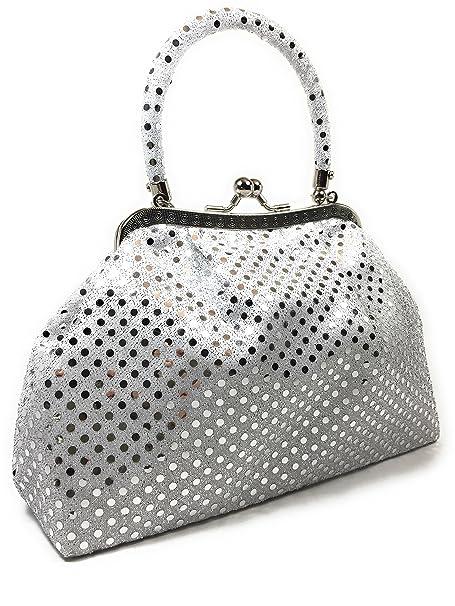 Review Handbag - Pouch Metallic