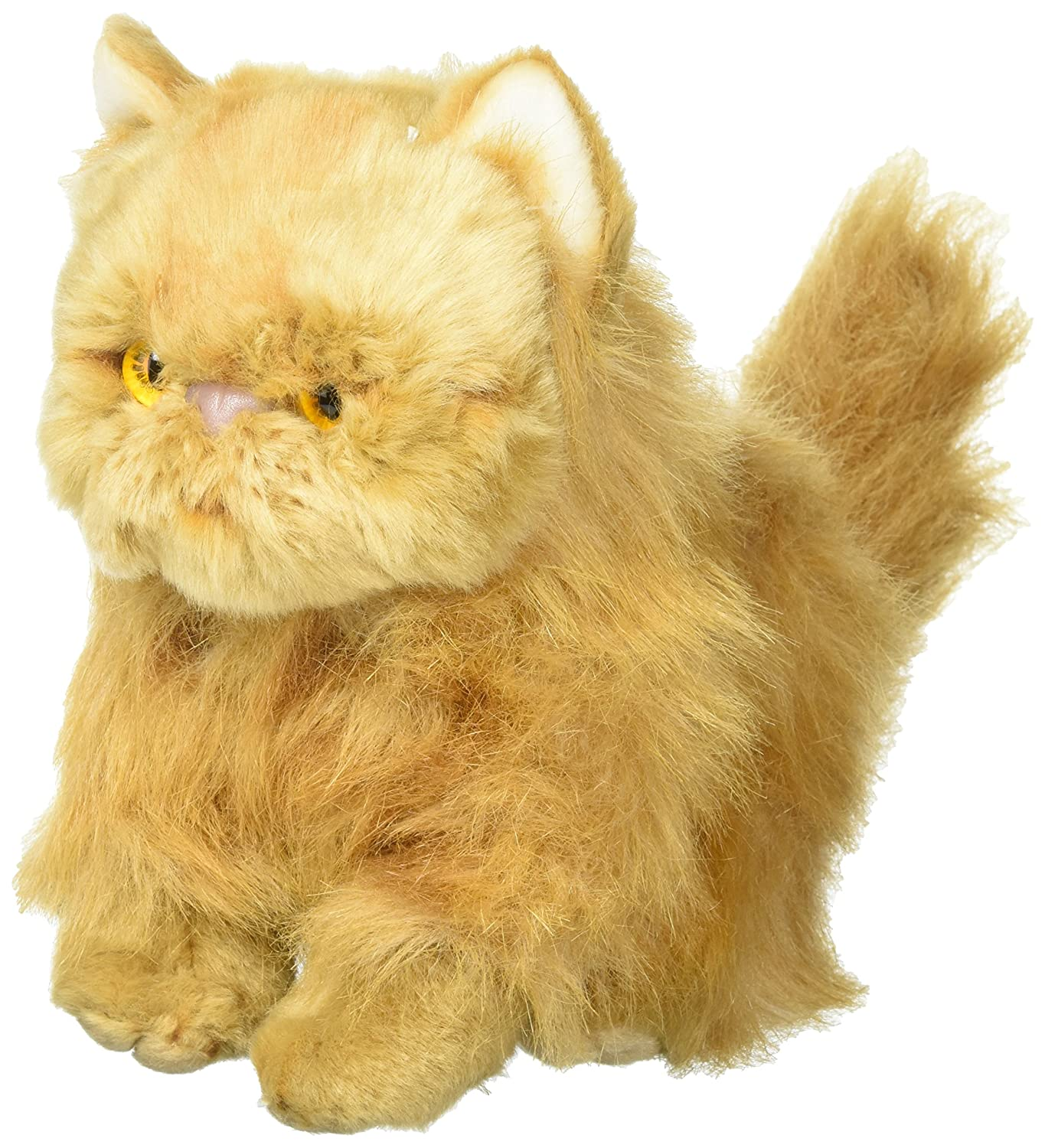 Amazon Com Nat And Jules Small Persian Cat Friend Muted Orange