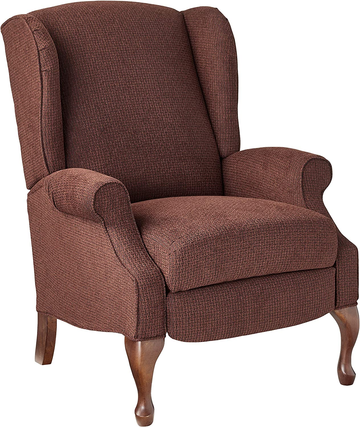 Lane Home Furnishings 6002-11 Glenrock Tawny Hi Leg Recliner,Medium