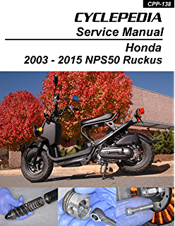 ARs Honda NPS50/Ruckus/Zoomer GY6 Swap Manual: 101+ Pages ...