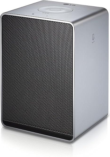 LG H3 Music Flow Smart Hi Fi Audio Wireless Multiroom Speaker Silver
