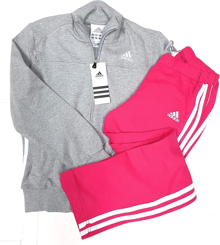 Adidas KGirly PopFZ 10A - Chándal para niña: Amazon.es: Deportes y ...
