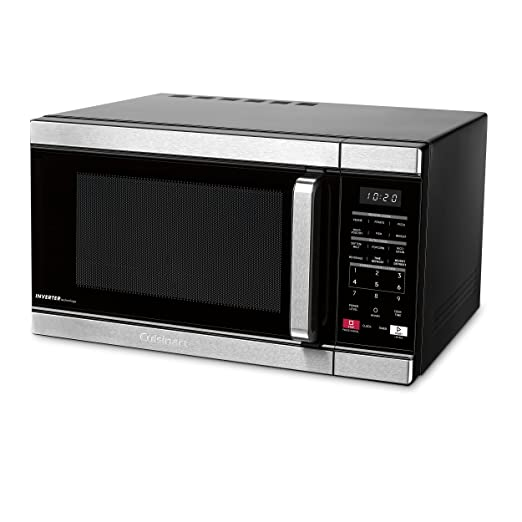 Amazon.com: Cuisinart cmw-110 acero inoxidable horno de ...