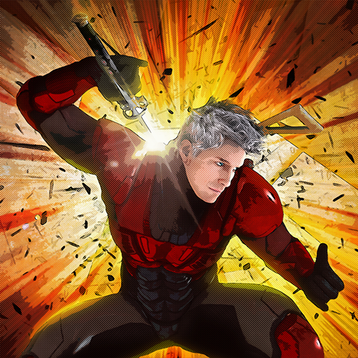 Ninja Soldier's: The Revenge (Superhero Slash)