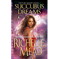 Succubus Dreams (Georgina Kincaid Book 3)