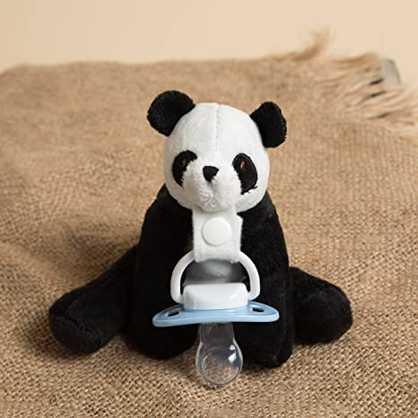 Amazon.com : ? Peluche Chupete Holder por * Uggogg el Panda ...