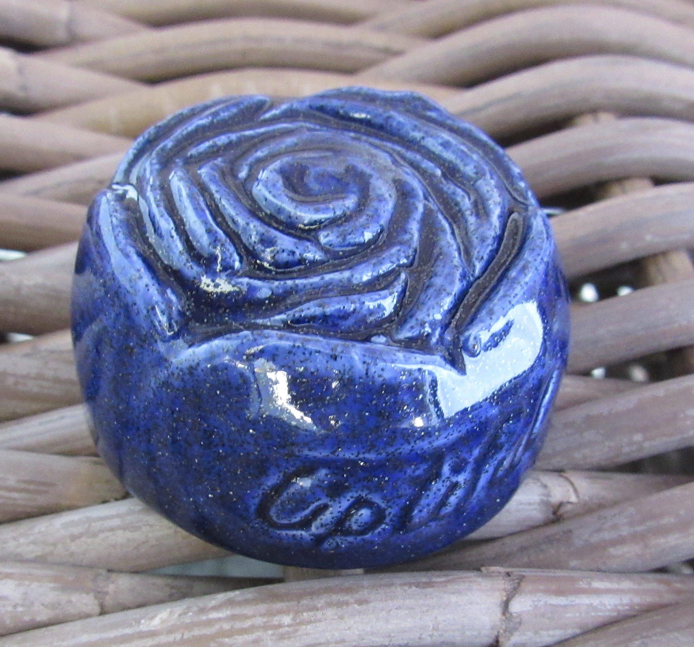 Sapphire Shimmer Ronny Rose