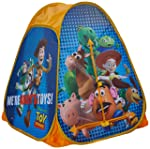 Barraca Portátil Toy Story Mimo Style Laranja/Azul