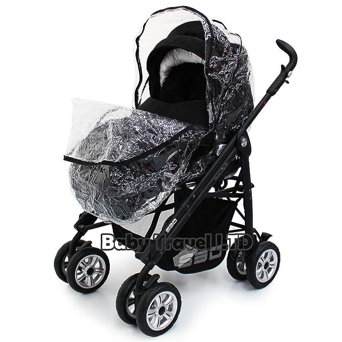 2-readers y móviles-1 A carrito de paseo Pramette cubierta ...