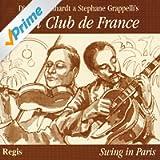 Django Reinhardt & Stephane Grappelli Swing In Paris