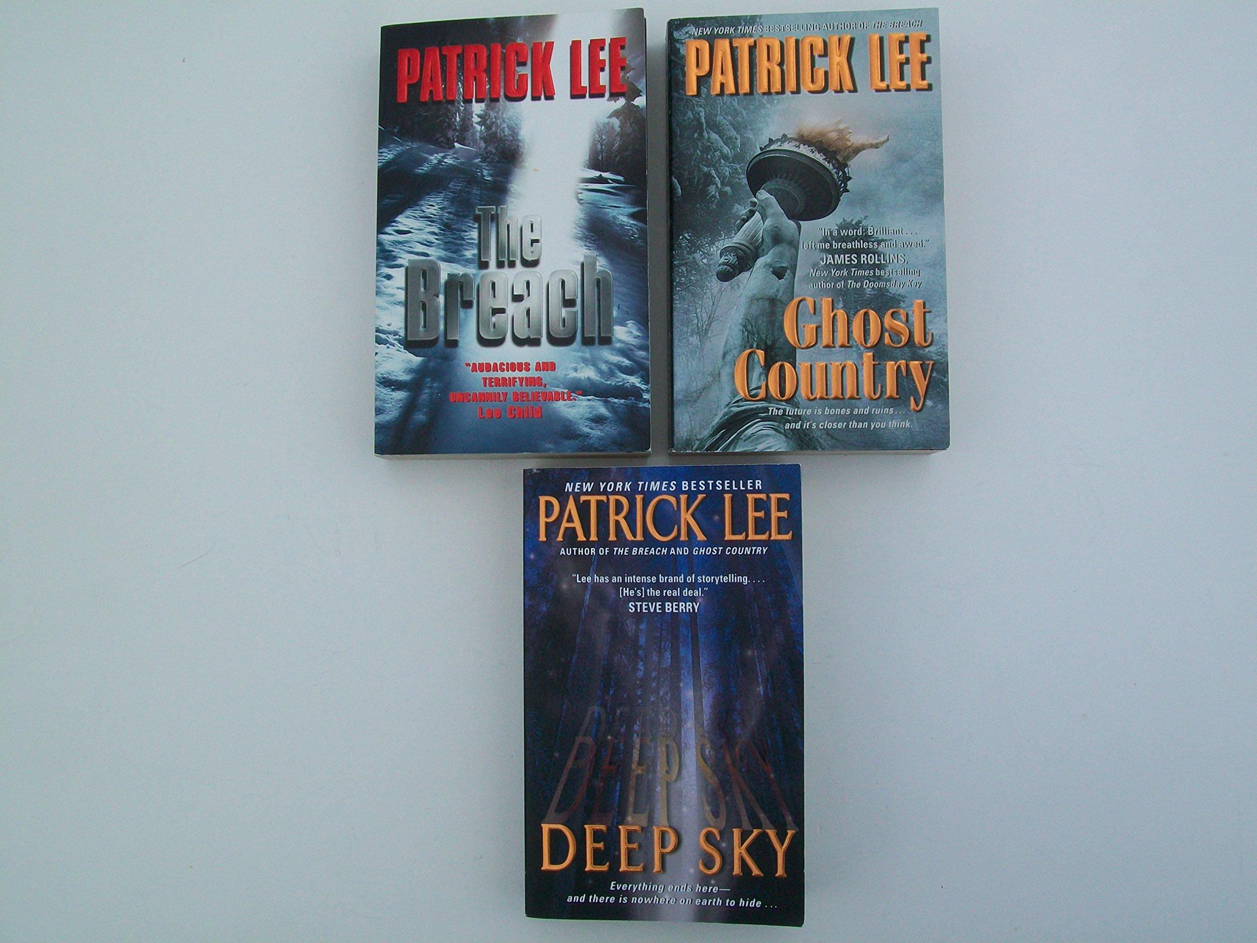 Deep Sky (Travis Chase Series Book 3)