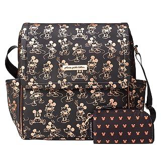 Boxy Backpack- Metallic Mickey Mouse