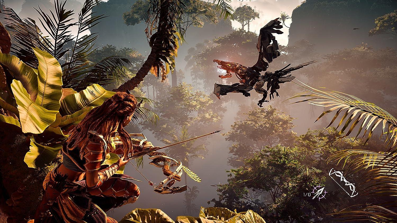 Horizon Zero Dawn - Edición Normal: Sony: Amazon.es: Videojuegos