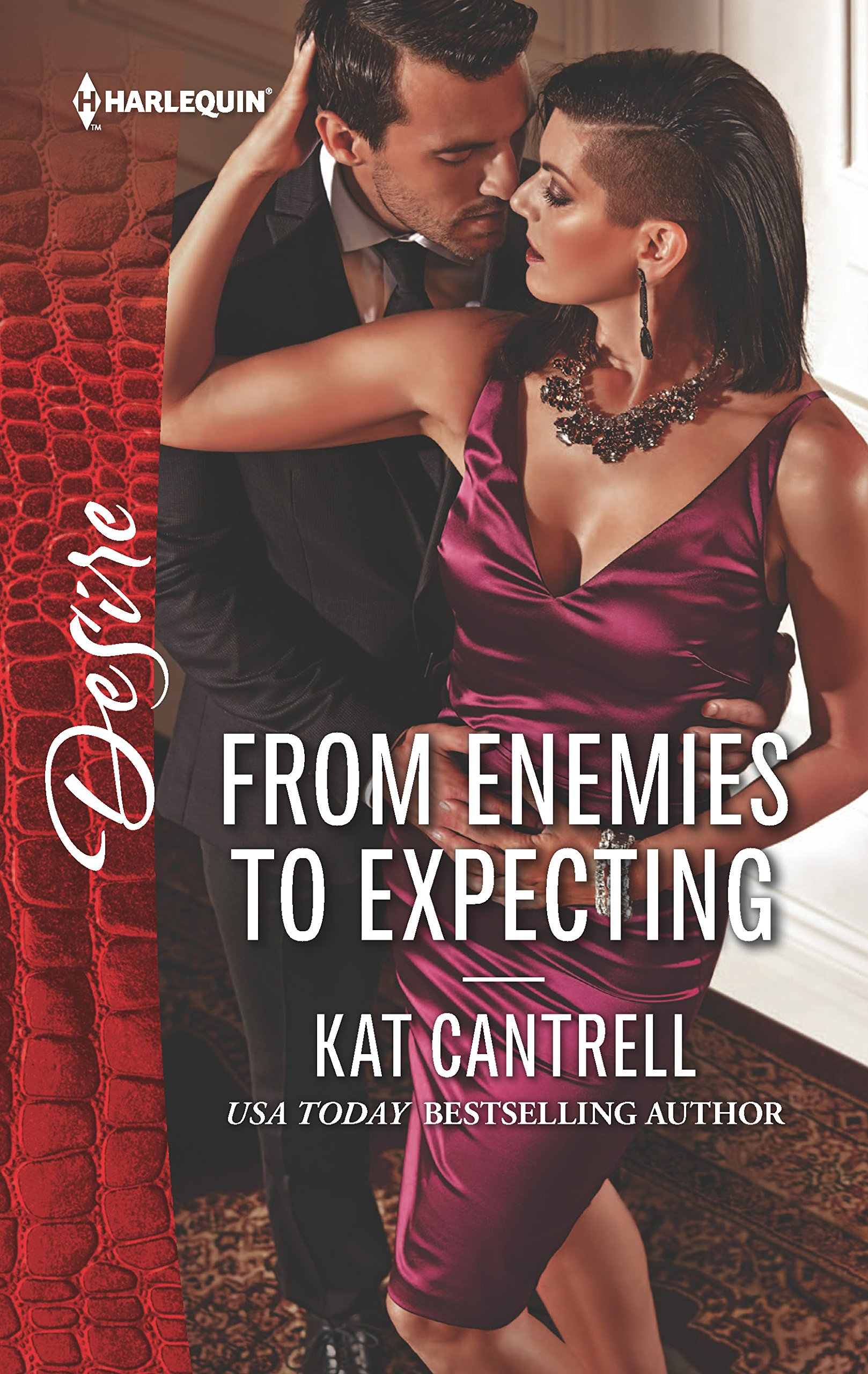 Download From Enemies to Expecting: A passionate story of scandal, pregnancy and romance (Love and Lipstick) PDF