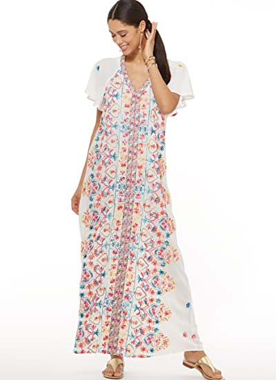 Amazon.com: Butterick M7598-A50 Misses Very Loose-Fitting Dresses and Jumpsuit, 6-8-10-12-14